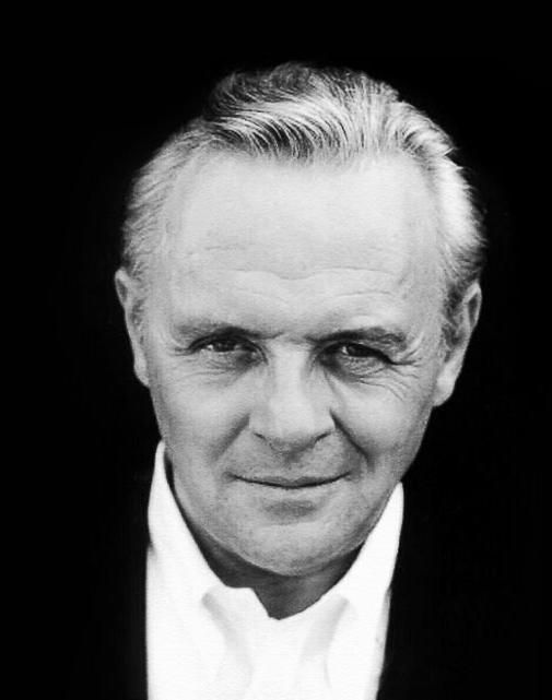 Sir Anthony Hopkins ~ ~ A better actor than Richard Burton? In my book; too bloo...