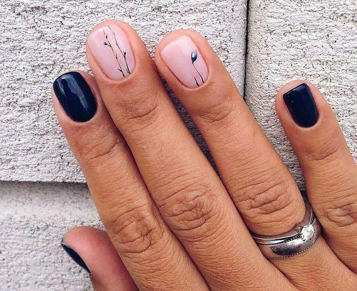 Spring Nail Art 2018 Cute Spring Nail Designs Ideas (1)