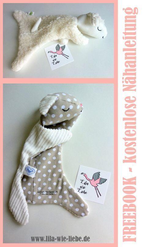 Sugar-Free Baby Blanket: Free Sewing Pattern and Sewing Pattern