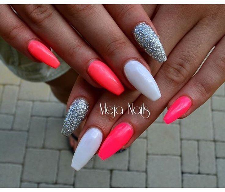 Summer Nails - #Nails #Summer