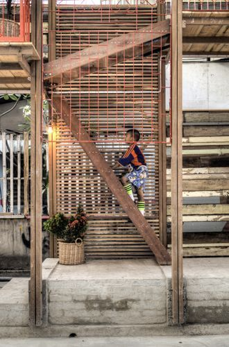 Sustainable Architecture For Communities In Need - TYIN tegnestue in bangkok