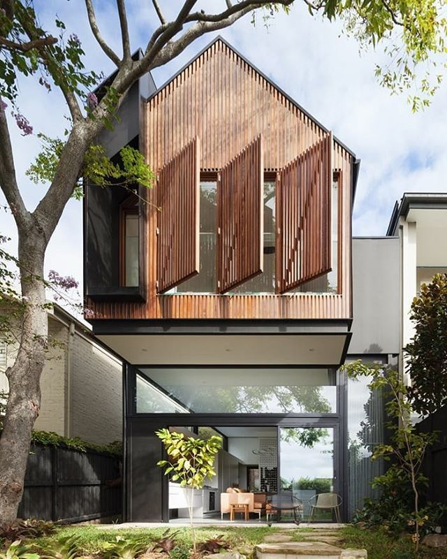 Sustainable House Randwick 2 2015 #Randwick | Project by Day Bukh Architects . #...