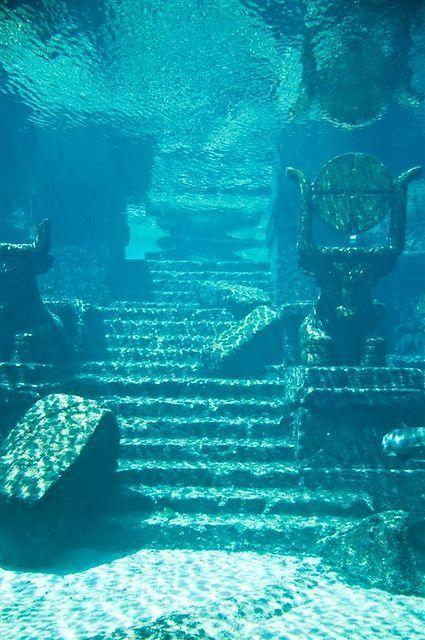 The Lost City of Atlantis - #Atlantis #canadian #City #Lost