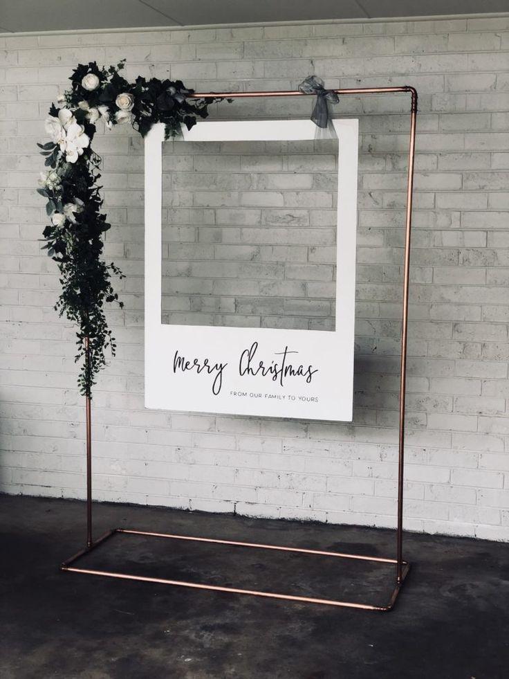 Trendbericht zur Hochzeit 2018: Signage - One Fine Day Hochzeitsmesse  #hochzeit...