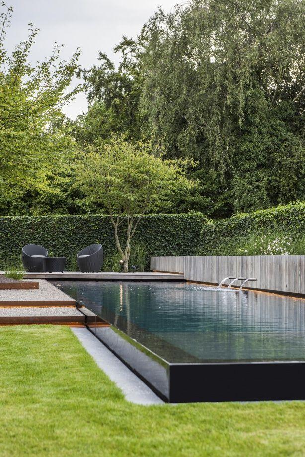 Unsere Gärten - Stijn Phlypo Garden Design ,  #design #garden #garten #phlypo #...