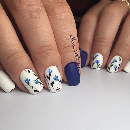 You can find the cutest nail designs for short nails here. Longer nails s ...
