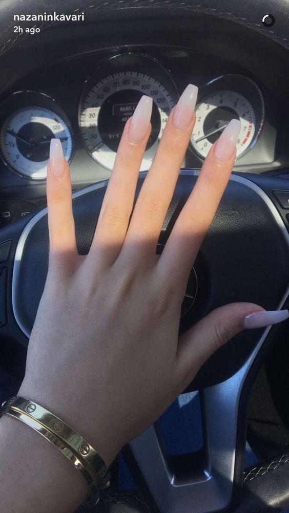 20+ Ombre Nail Arts You'll Love #gel # gel nails # nails ...