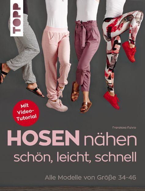 Sewing trousers - beautiful, light, fast   Fulvio, Franziska ...