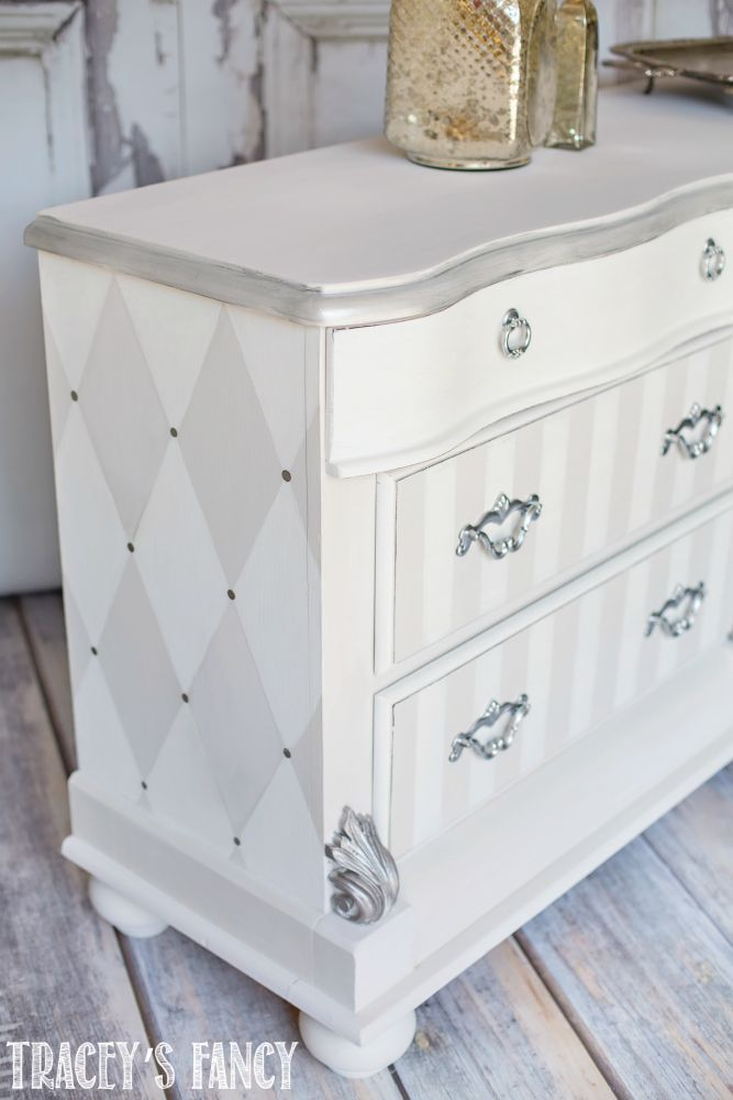 Painted Whimsical Furniture Makeovers by Tracey's Fancy...