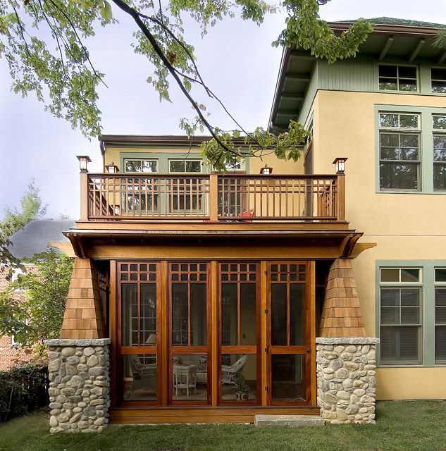 Captivating craftsman style house - building design, interior, and exterior.  Ta...