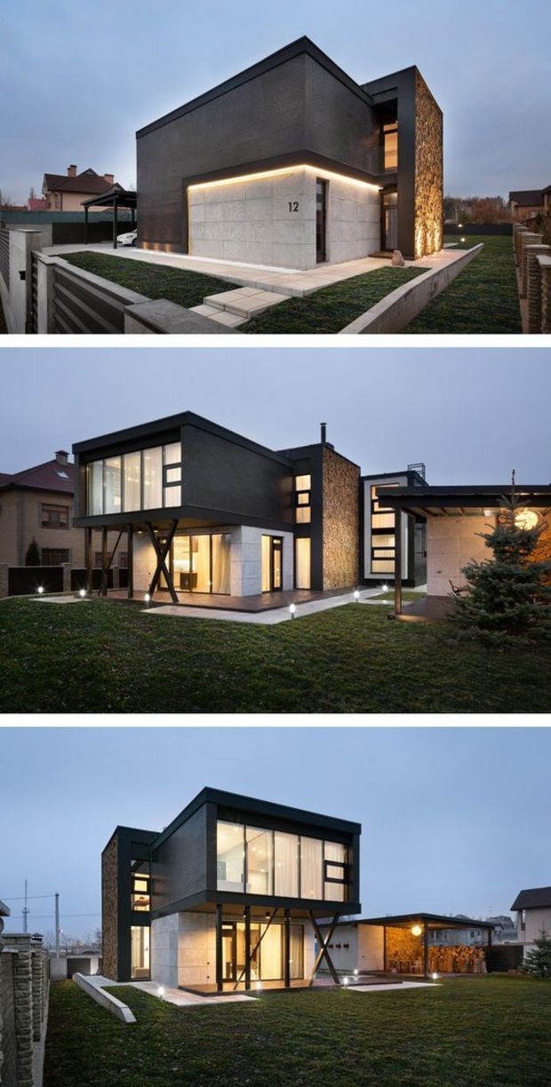 40 examples of stunning homes #stunning #examples #hauser ...