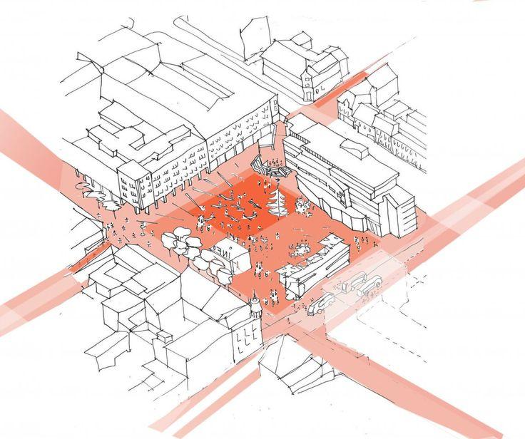 Hamar city plan pilot project - The Cubus architect group ...