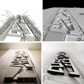 "603 Likes, 12 Comments - @frabona90 on Instagram: ""Urban Plan... Sketch/3D mod..."
