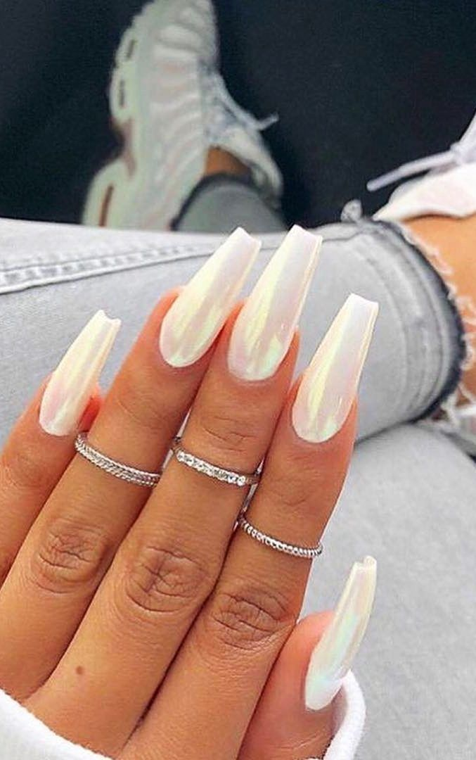 46 Best Nail Art Ideas for Your Hands Page 22 # Acrylic Nails ...