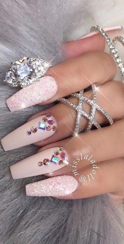 #nails #nailart Nail Art Trends 2018 #acrylicnailart - #acrylicnailart #Art ...
