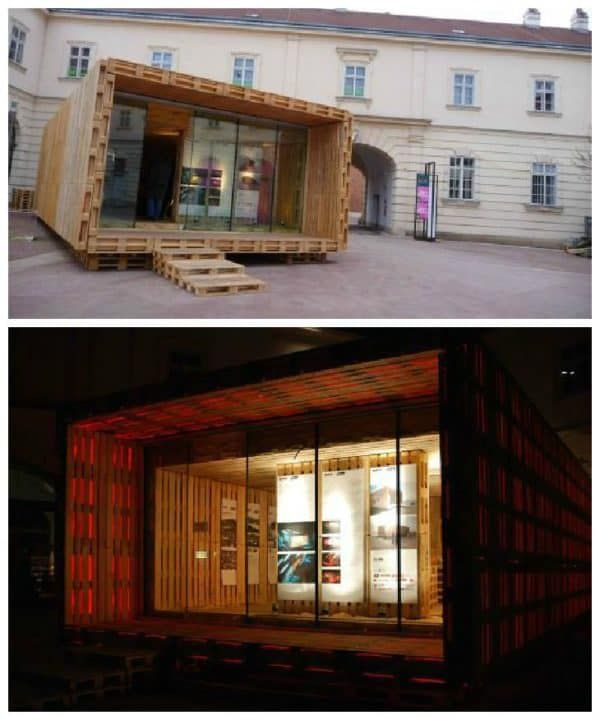 Exhibition: GAU:DI. European Student Competition On Sustainable Architecture.A...