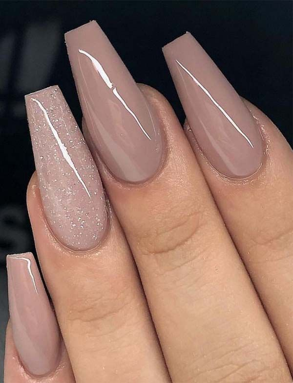 Most Impressive Long Nail Art for Ladies in 2019 # NailsGelnails Go ...