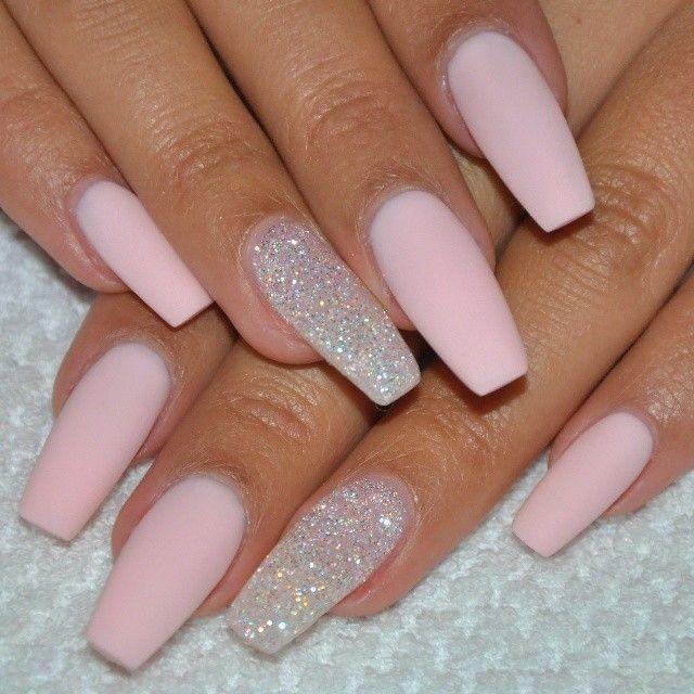 Acrylic nails 2018: Trends # gel nails #ombre # nails #nails #nail #nailart ...