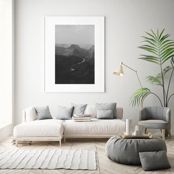 TITLE: Monsoon Season II DESCRIPTION: FAST SHIP!! Black and White Photography pr...