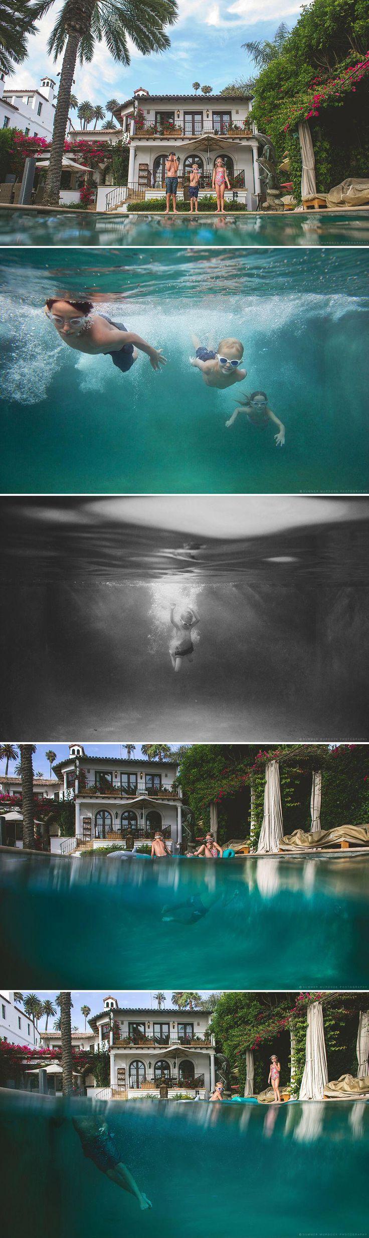 Summer Murdock Photography Salt Lake City Photographer Underwater Photography...