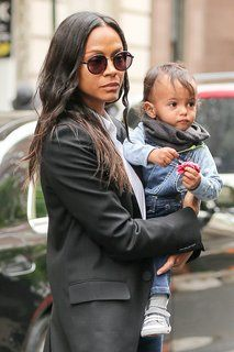 Mother's Day Beauty: Celebrity Kids Who Prove Good Hair Is All in the Family -...