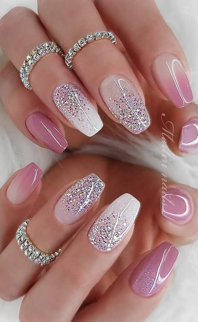 39+ Hottest Awesome Summer Nail Design Ideas for 2019 Part 19 - #Awesome #design...