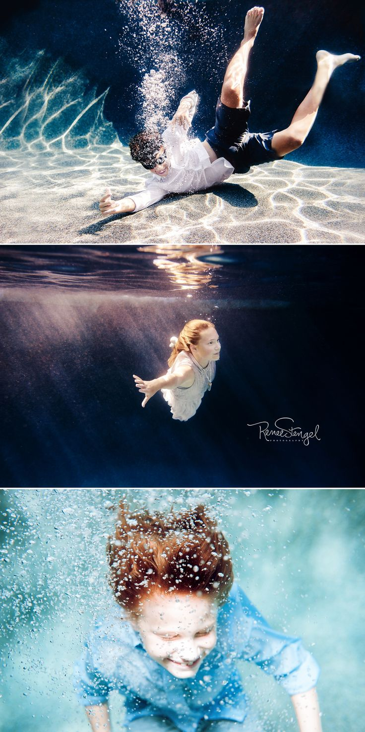 RENEE STENGEL Photography | Charlotte Portrait and Underwater Photographer | Und...