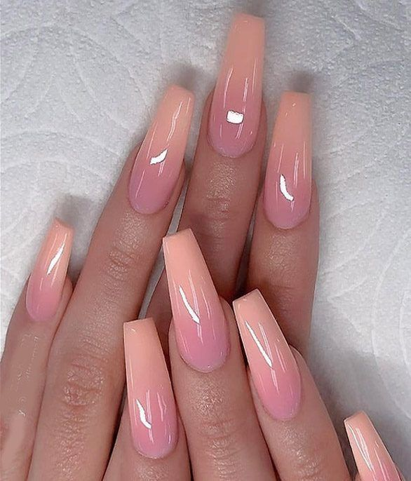 Awesome Coffin Nail Designs & Designs! Images for 2019 #Nails Coffin Nail Art for ...