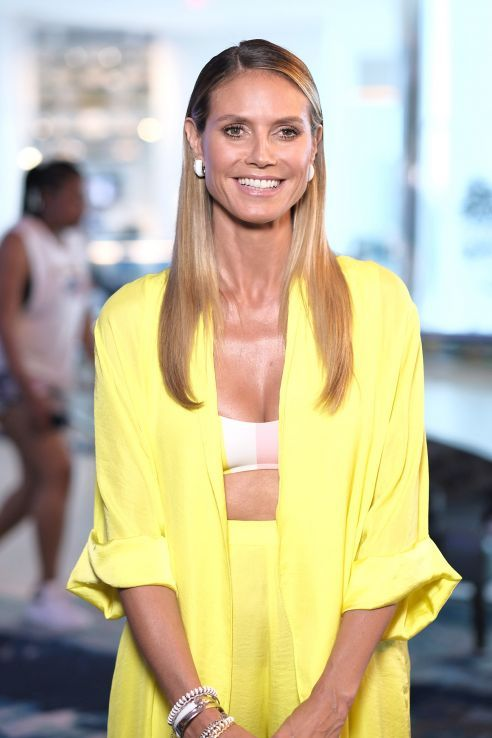 You want a dream body like Heidi Klum? We know their diet secrets! ...