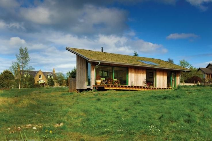 Small Sustainable Self Build   Self-build.co.uk...