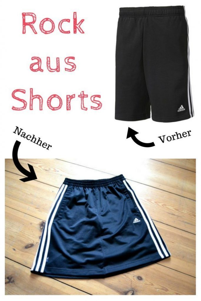 Upcycling skirt from pants freebie free instruction idea sew sewing instructions n ...