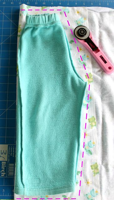Quick & Easy Kids Pants - Tutorial - Sew Delicious...
