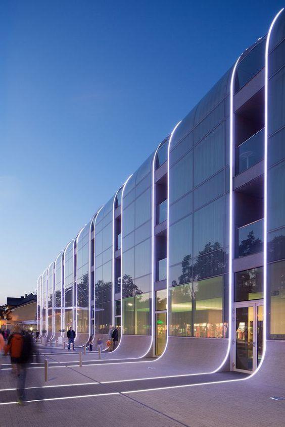 Modern architecture 18 Futuristic architecture Amazing architecture Architecture...