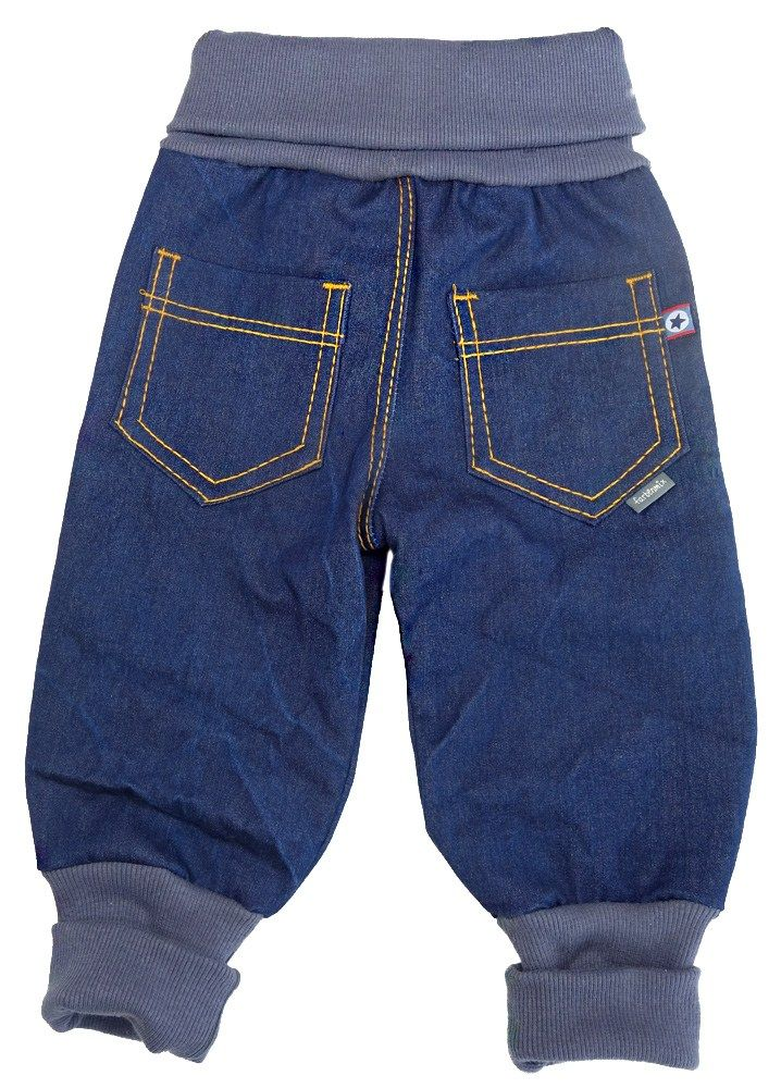 Sew cool cool baggy jeans ...
