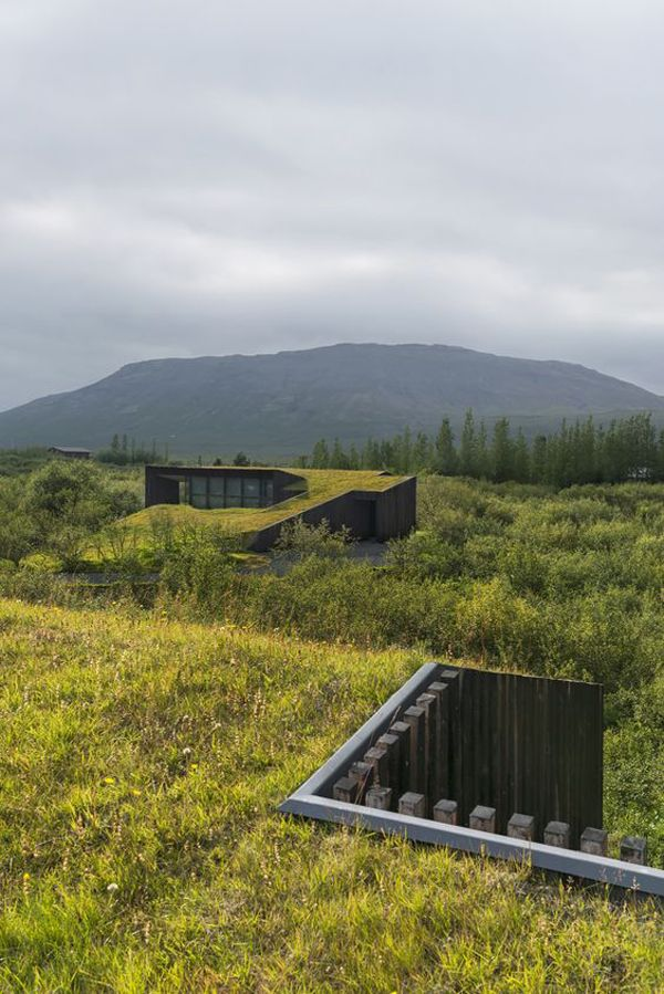 35 Modern Green Roof Designs For Sustainable House   Home Design And Interior...