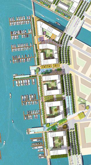 Marina District Detailed Master Plan – Sasaki...