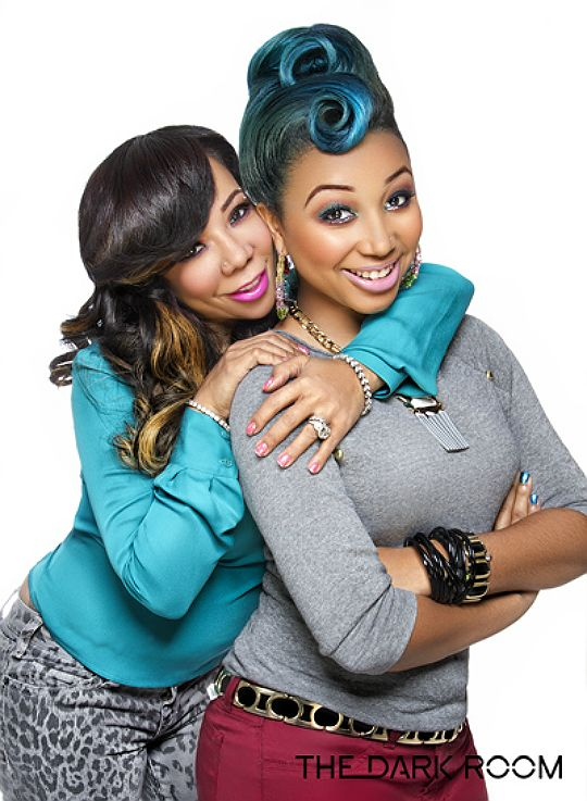 Tiny and Ti Daughter OMG Girlz   TINY CHATS ABOUT DAUGHTER ZONNIQUE » Black...