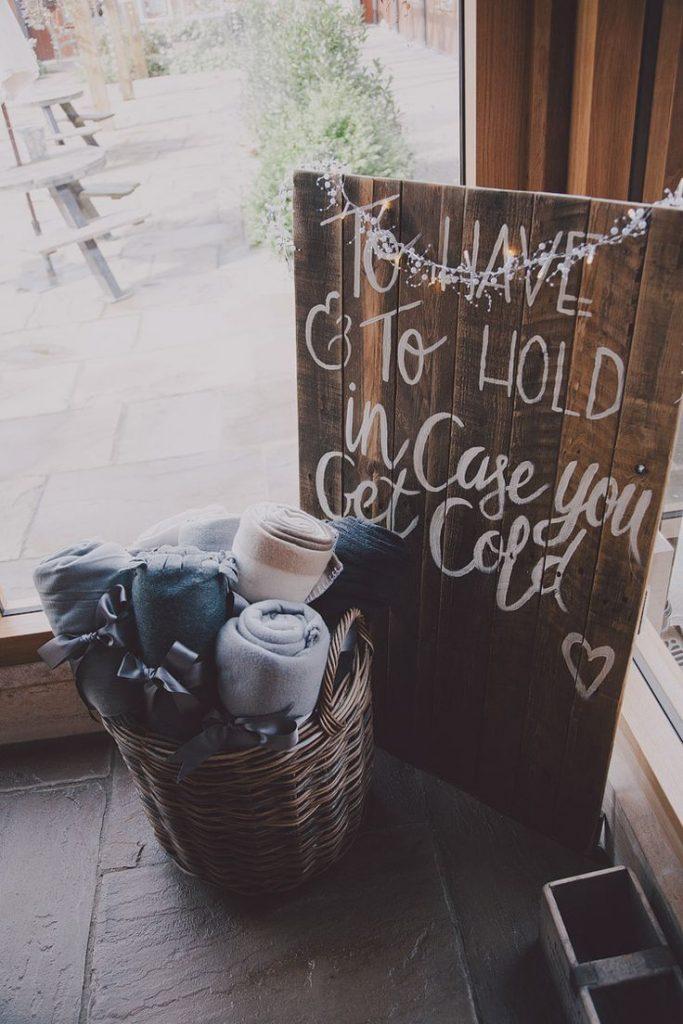 Rustic gray barn wedding #gray #rustic # barn wedding ...