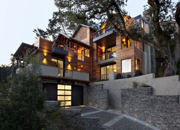Hillside House Project in SF...