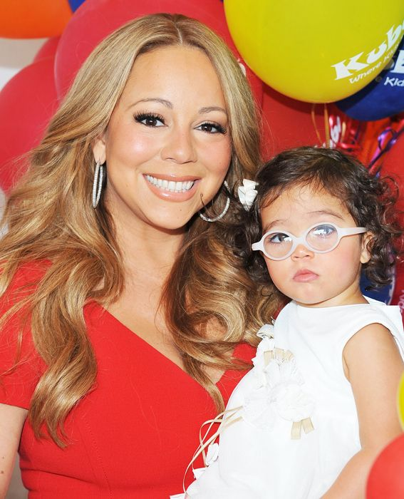 Famous Families: Like Mother, Like Daughter - Mariah Carey and Monroe Cannon fro...