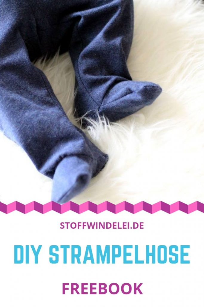 DIY Instruction: Sewing Baby Clothing / Baby Pants / Freebook / Free Sewing ...