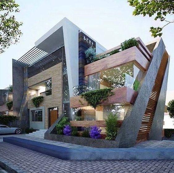 Modern architecture 259 FUTURISTIC ATCHITECTURE Modern house design MFUTURIST AR...