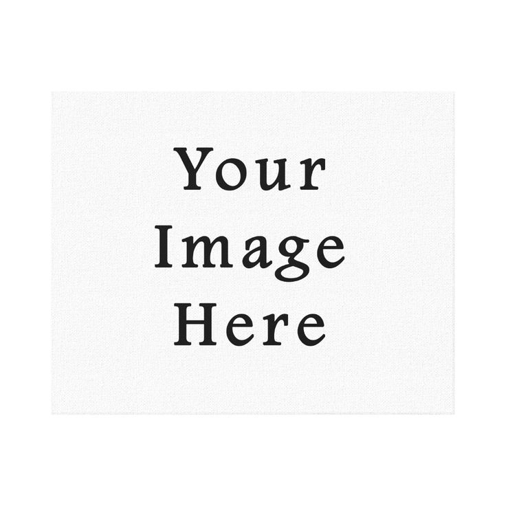 Wrapped Canvas Print 8x10 Horizontal Gloss Gallery...