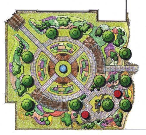 Oasis #Design #Group #created #the #site #plan ...