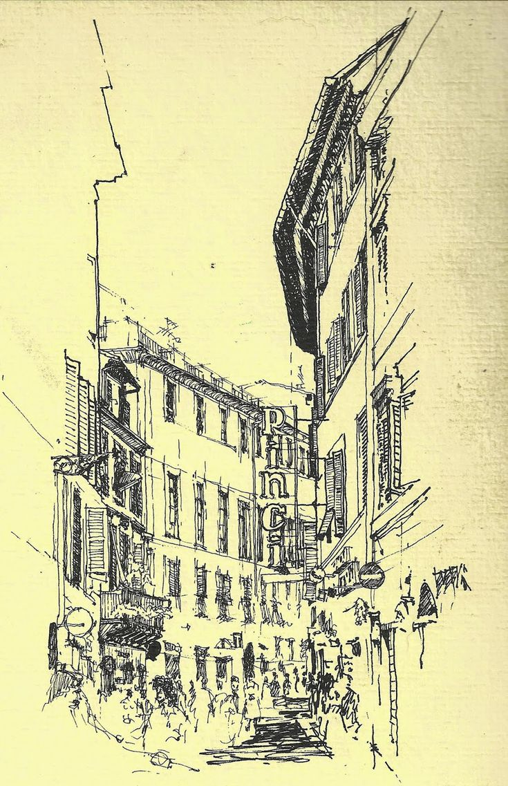 "Urban Sketchers Chicago: Tuesday Tips & Tricks: ""Framing a Sketch""..."