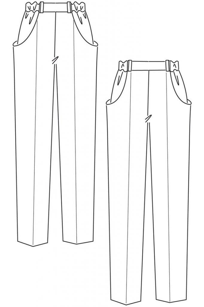 25+ Wonderful Image of Pants Sewing Pattern Pants Sewing Pattern Need A Sewing P...