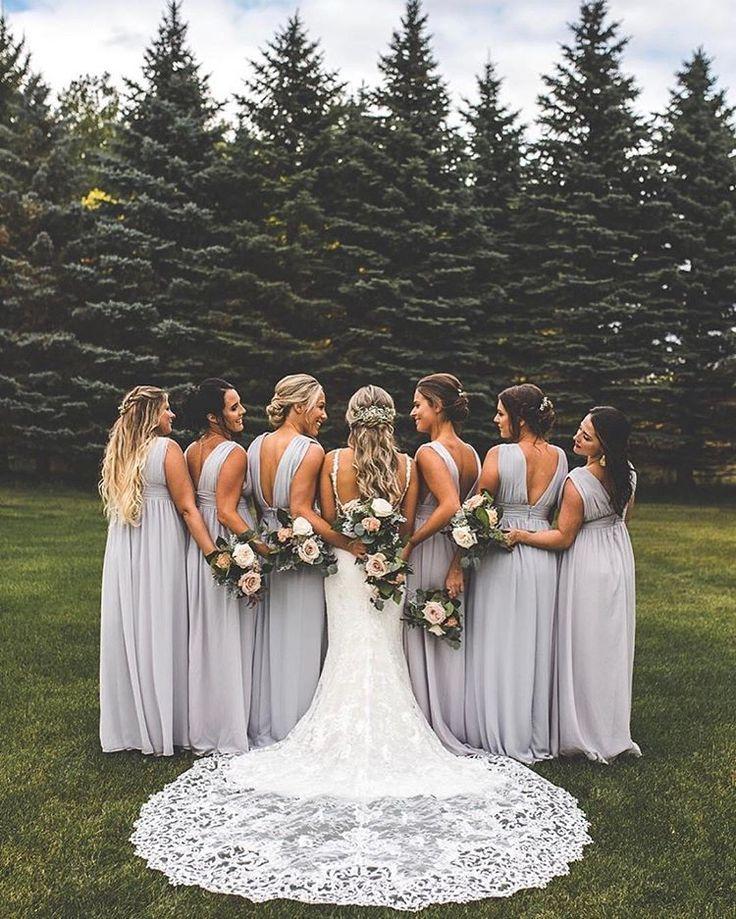 20 Wedding Photo Ideas for Your Bridesmaids - #Bridesmaids #event # for #Ho ...