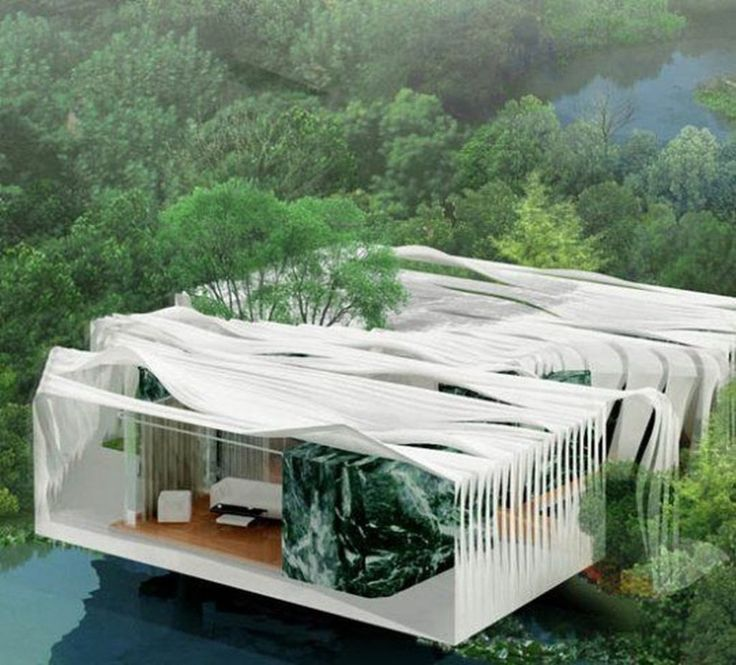 Inspiring Sustainable Architecture Eco Friendly Home Ideas 09...