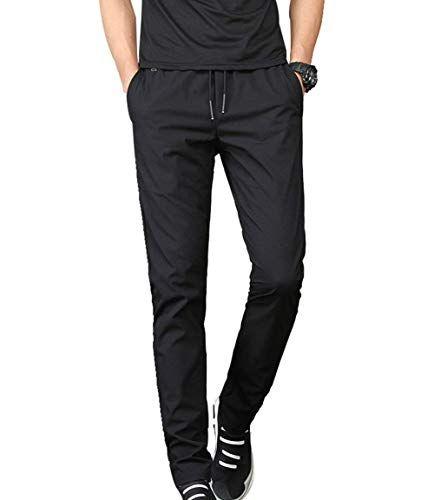 Hulday Pants Men's Teenage Casual Trousers Men's Outdoor Men's Exercise Fit ...