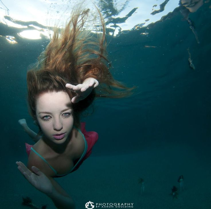 Underwater Phtography by Aaron Goulding...